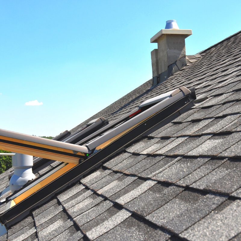 Goodmen Roofing Services Dimensional Shingle