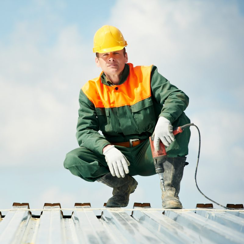 Goodmen Roofing Repairs & Replacements Services Image