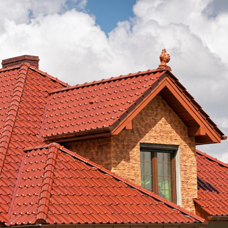 Goodmen Roofing Residential Metal Tiles Services
