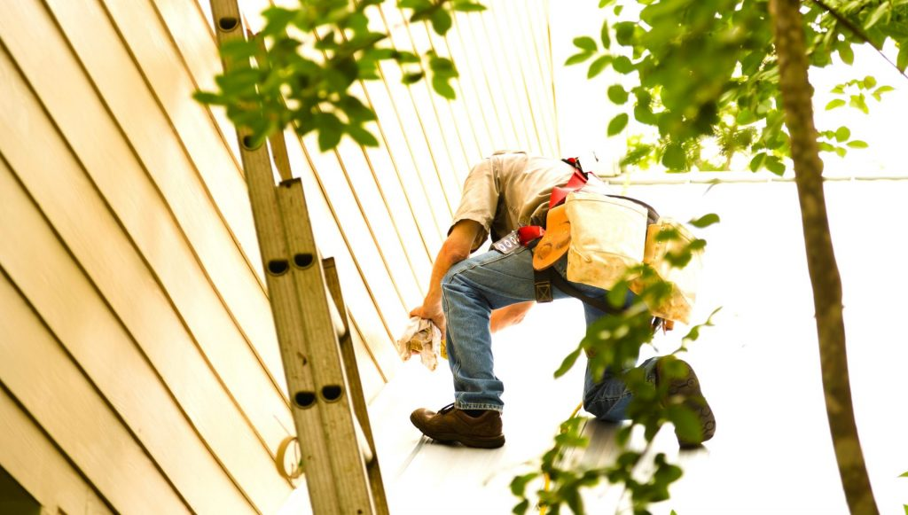 Goodmen Roofing Residential Roof Repairing Services