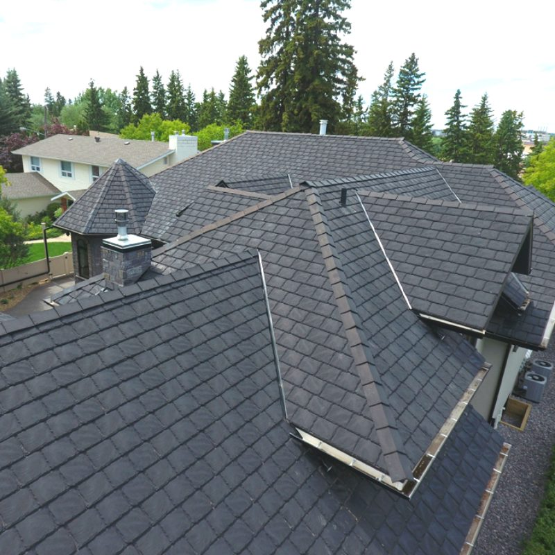 Goodmen Roofing Residential Rubber Roofing Services