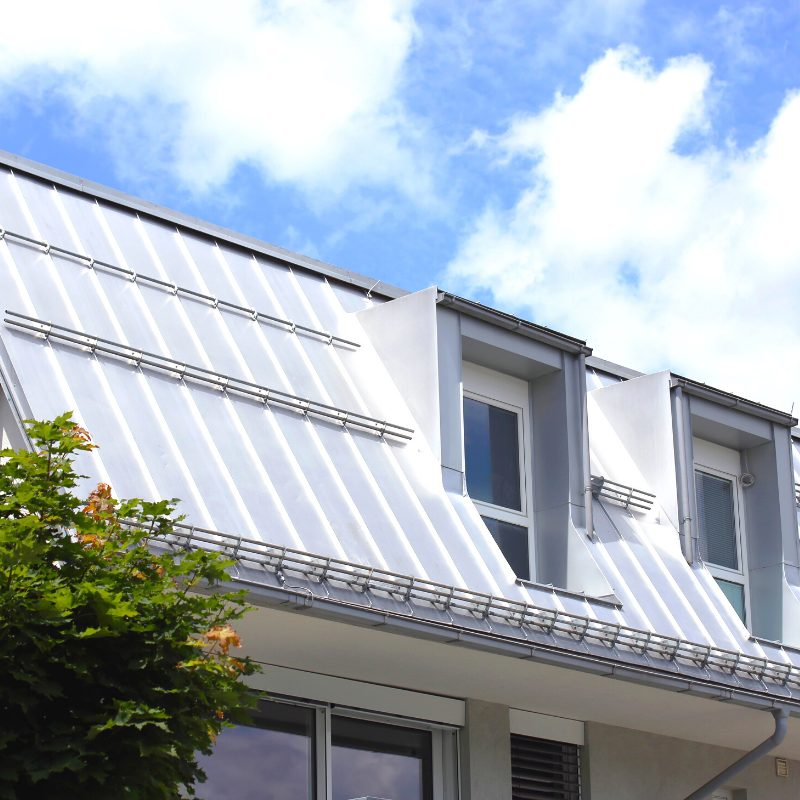 Goodmen Roofing Standing Seam Metal Roofing Services